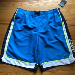 Nike men's swim trunks XXL